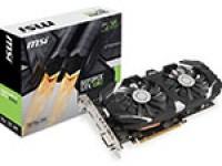 Видеокарта GeForce GTX 1060 3Гб MSI